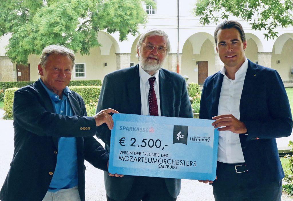 Michael Sowa, Mozarteumorchester Salzburg