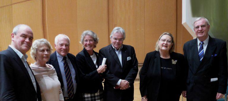 Hans Graf, Leopold Hager, Thomas Wolfram, Erwin Niese