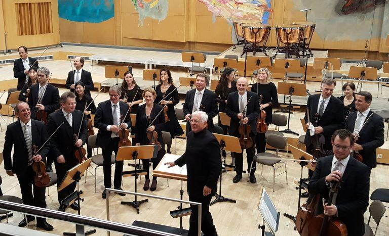 Leopold Hager, Mozarteumorchester Salzburg