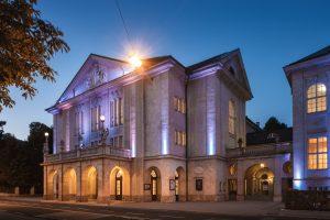 Großer Saal der Stiftung Mozarteum